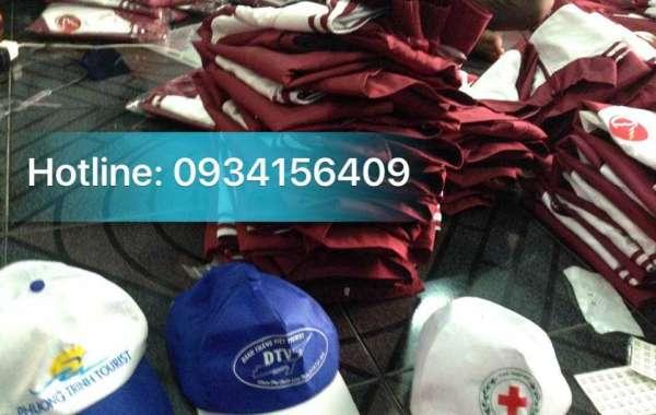 xưởng may mũ nón đồng phục chạy sự kiện giá rẻ 0934156409