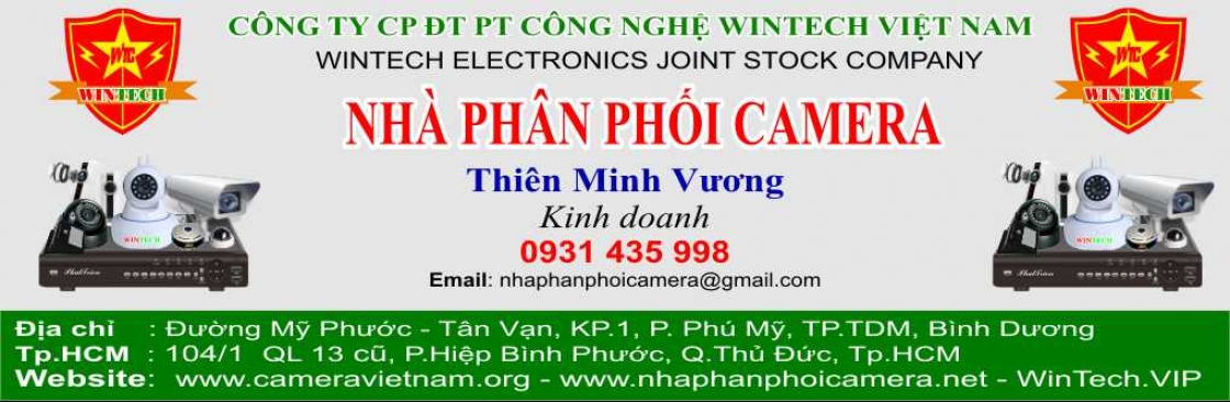 Camera WinTech Cover Image