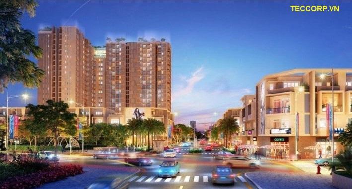 Đánh giá dự án căn hộ Tecco Vina Garden quận 9| Tập đoàn TECCO