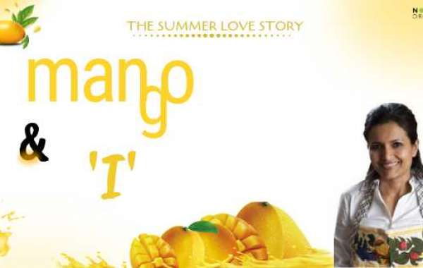 The summer love story- Mangoes and 'I'