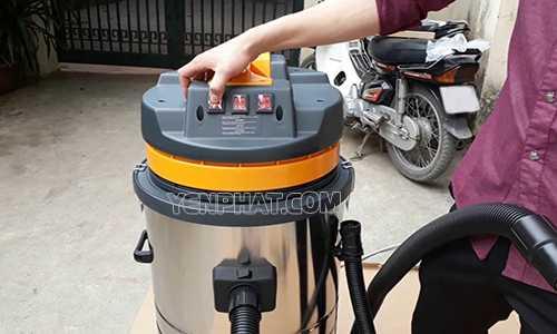 #1 Địa chỉ sửa chữa máy hút bụi công nghiệp tại Hà Nội LẤY NGAY
