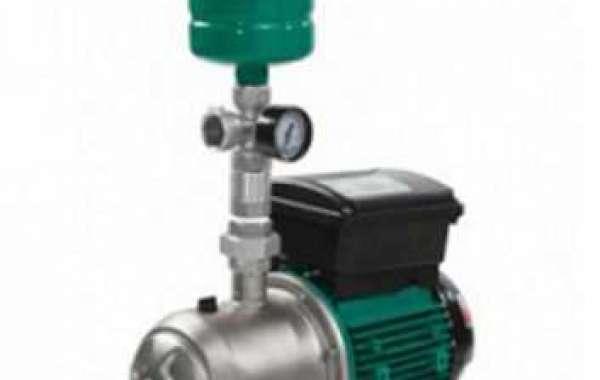 Bơm tăng áp điện tử chịu nhiệt WILO PBI-L403EA