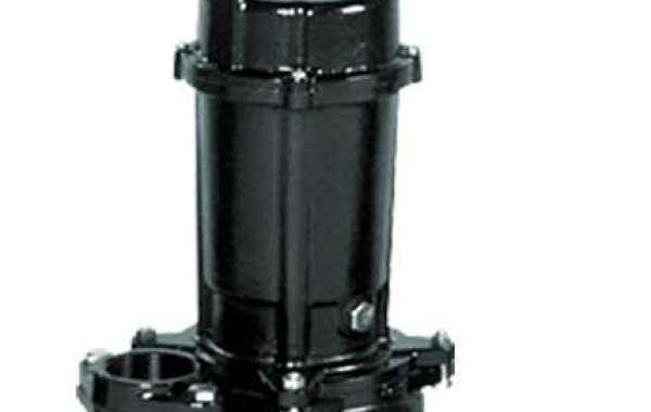 Máy bơm chìm nước thải EBARA 65 DVS 5.75 - 1HP