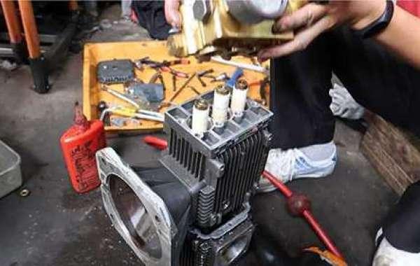 Khắc phục lỗi máy rửa xe bị nóng hiệu quả