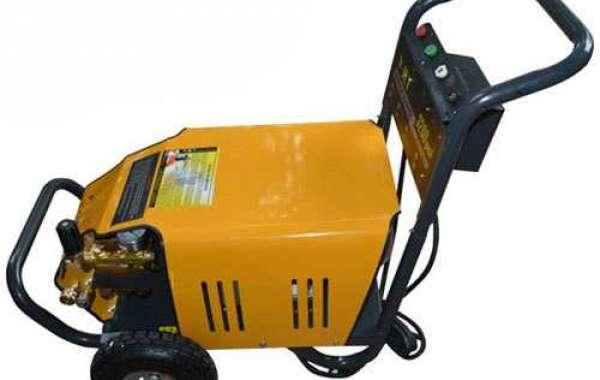 Có nên mua máy bơm rửa xe ô tô công nghiệp V-JET VJ 200/5.5