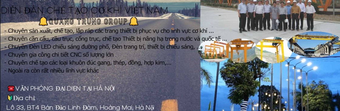 DỰ ÁN QUANG TRUNG GROUP Cover Image