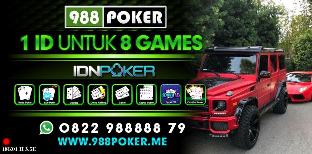 IDN Poker - Situs Daftar IDN Poker Online Resmi
