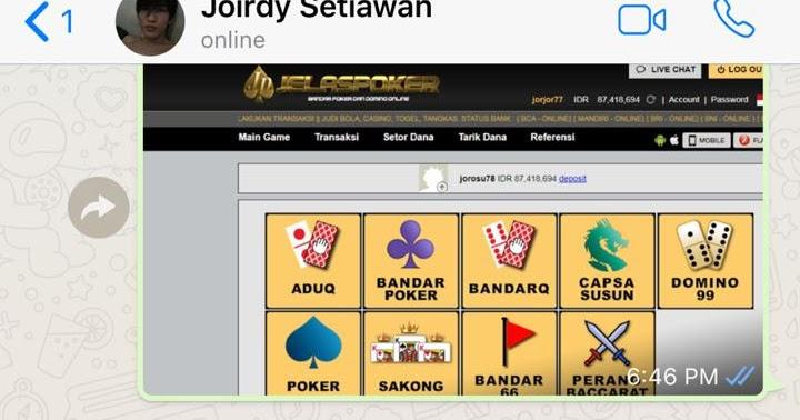 Daftar ID PRO PKV Games Dan Akses Aplikasi Cheat Master Disini ! - Hack Pkv Games
