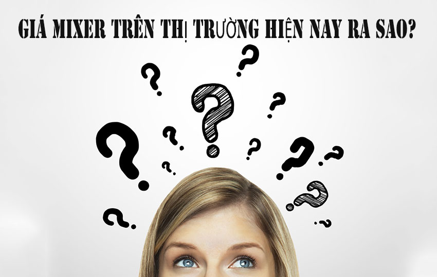 Giá mixer trên thị trường hiện nay như thế nào? - Khang Phú Đạt Audio