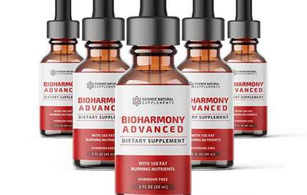Advanced Bioharmony Complex Plus Has Lot To Offer In Quick Time