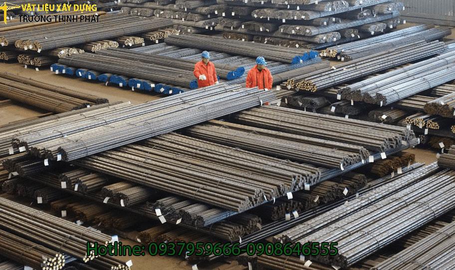 Bảng báo giá thép Miền Nam - Vật liệu xây dựng Mạnh Cường Phát