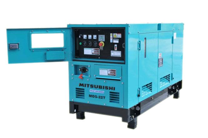 Máy phát điện Mitsubishi 400kva - Máy Phát Điện