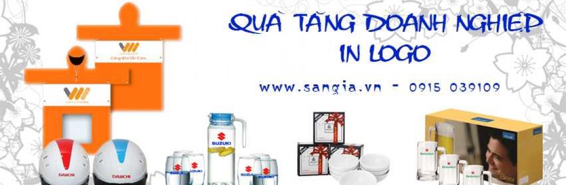 Công ty Quà Tặng Doanh Nghiệp SanGia VN Cover Image