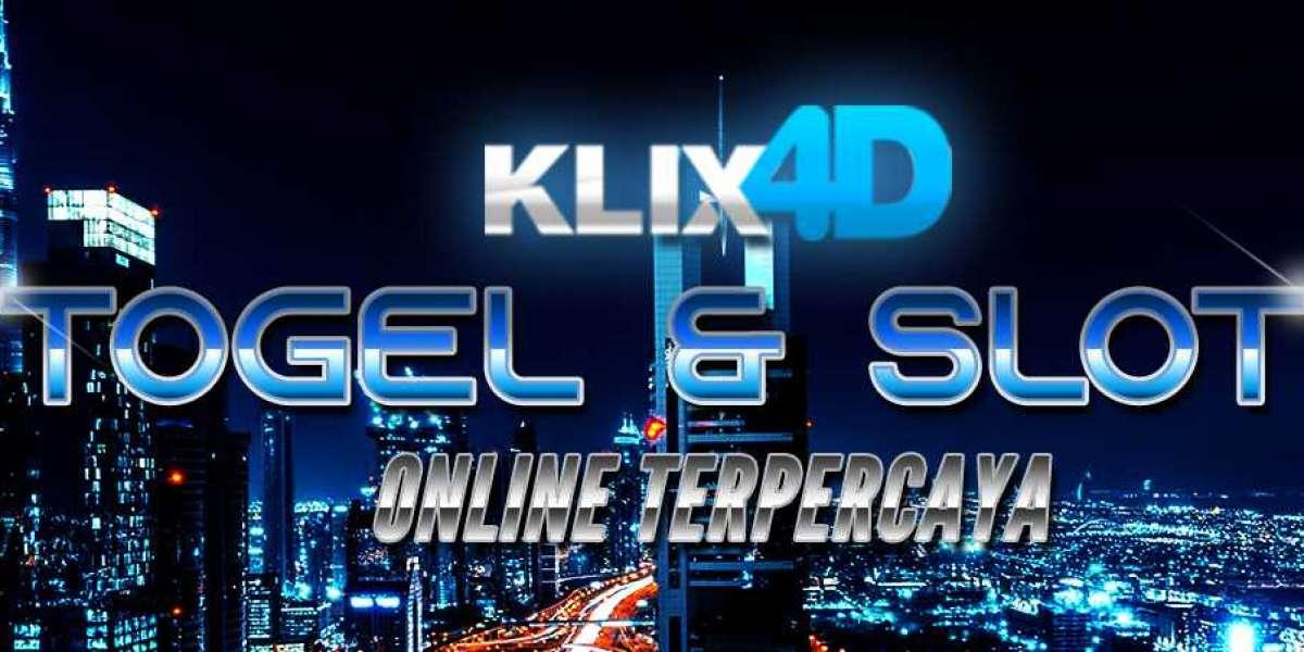 Klix4D Web Togel Online Resmi Yang Bisa Diandalkan