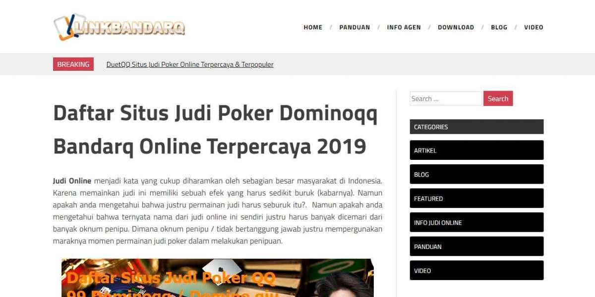 AGEN REVIEW JUDI ONLINE TERPERCAYA INDONESIA