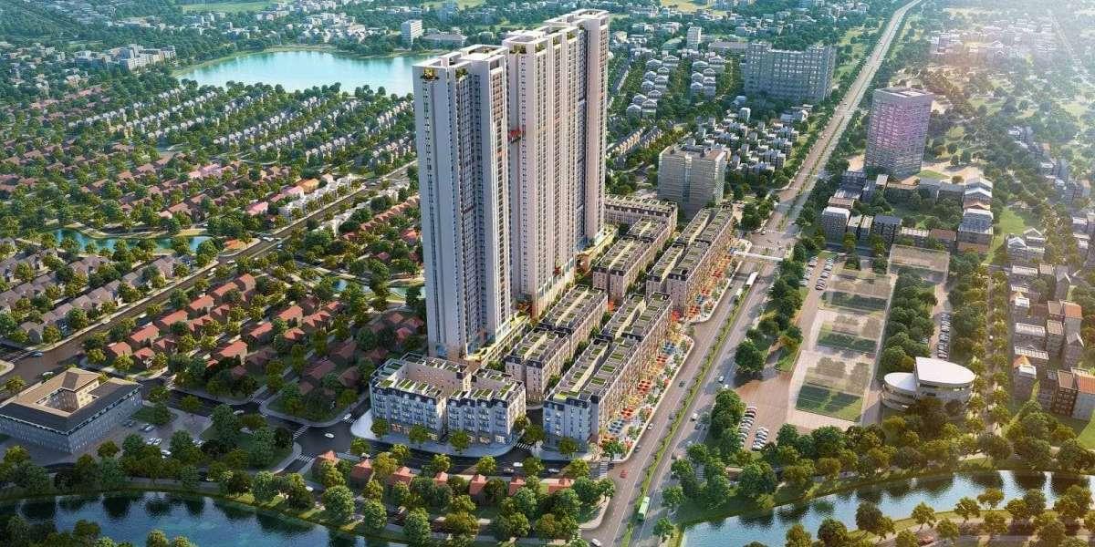 Hạ tầng bứt phá lớn, bất động sản khu Tây Hà Nội dậy sóng