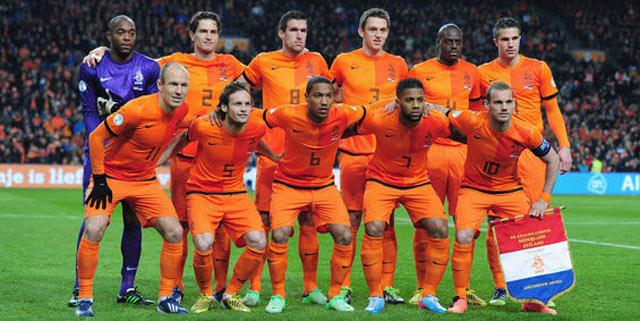 """Team Hà Lan FO4 - Hủy diệt bằng """"Cơn lốc màu da cam"""""""
