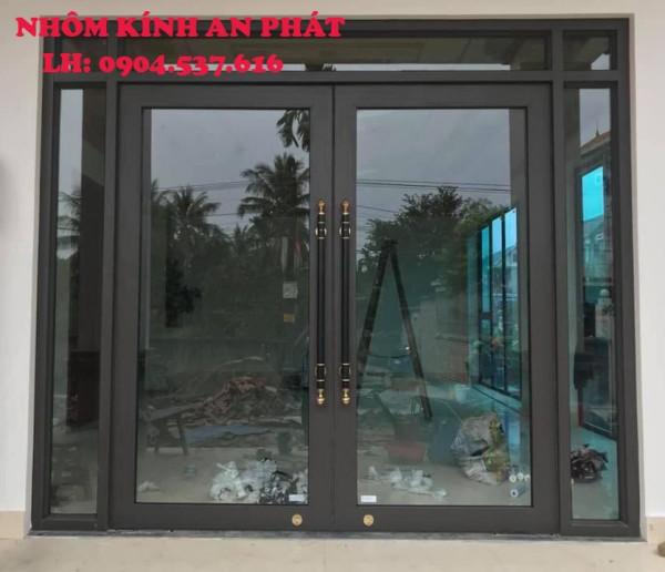 Giá Làm Cửa Nhôm Việt Pháp Chính Hãng Rẻ Cửa Lùa,Cửa Quay