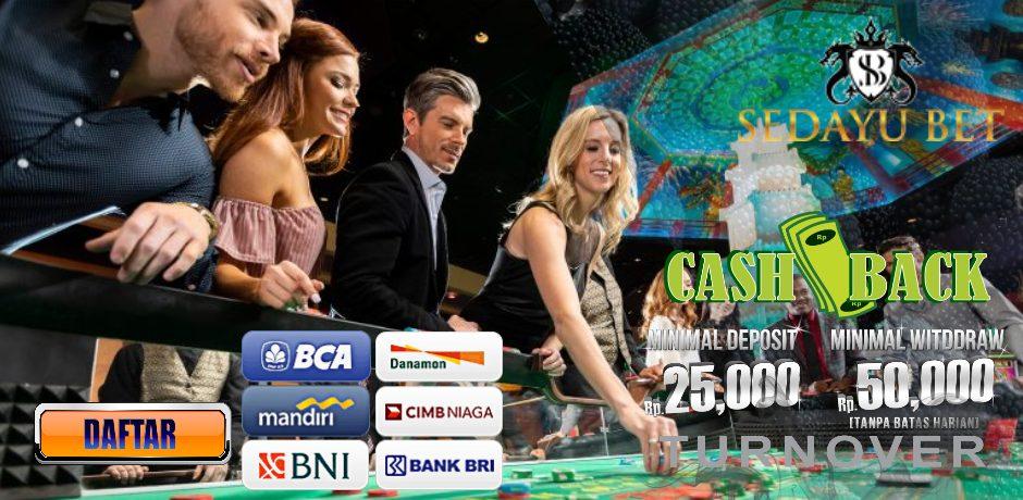 Tempat Main Judi Casino di Situs Casino Online Terpercaya