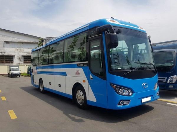 Thuê xe 30 chỗ tại Đà Nẵng - Thương hiệu uy tín hàng đầu Miền Trung