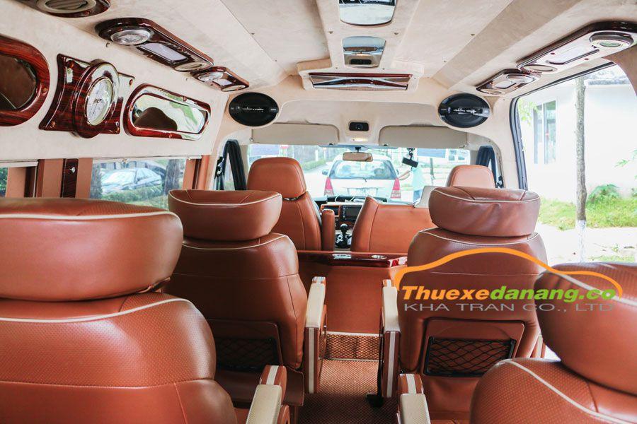 Thuê xe du lịch Hội An - Xe chất lượng cao, giá tốt