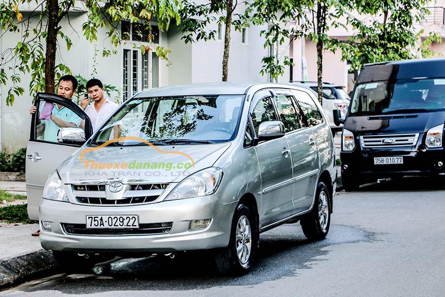 Thuê xe trọn gói Đà Nẵng uy tín - Giá siêu cạnh tranh