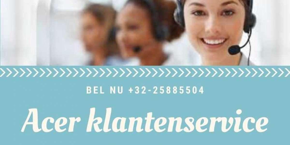 Telefoonnummer voor ondersteuning van Acer