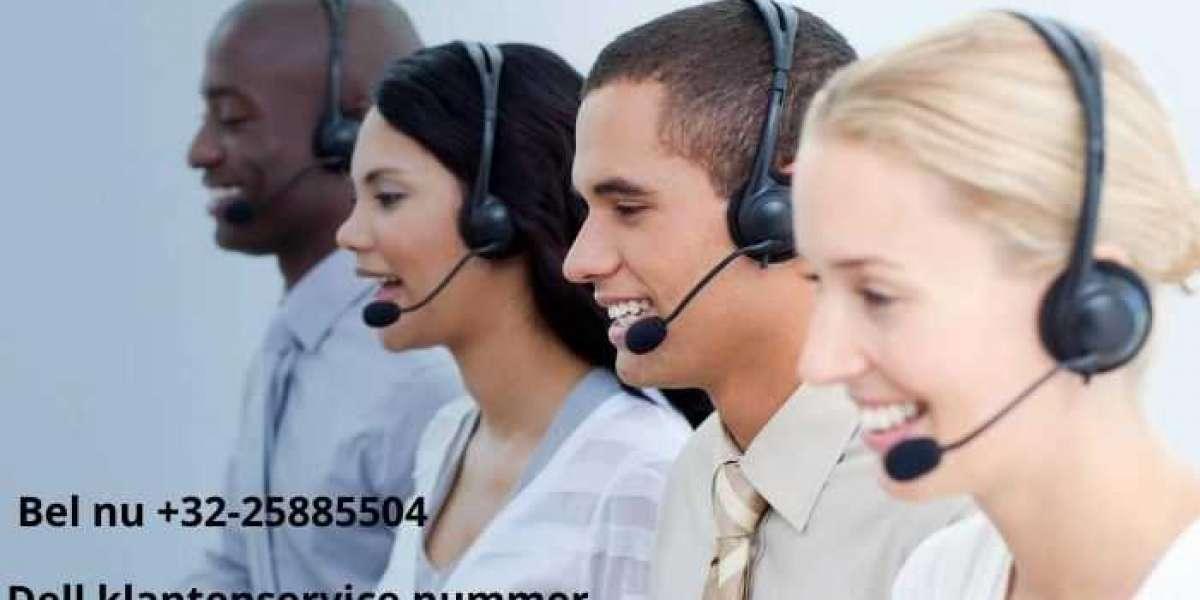telefoonnummer voor ondersteuning van Dell