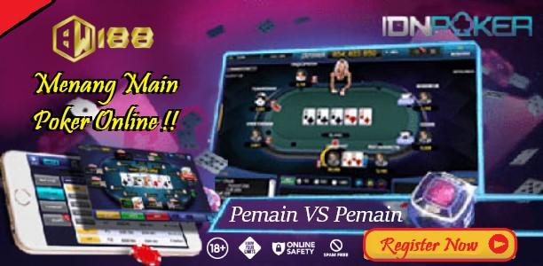 Kunci Kemenangan Bermain Poker Online | Betwin188