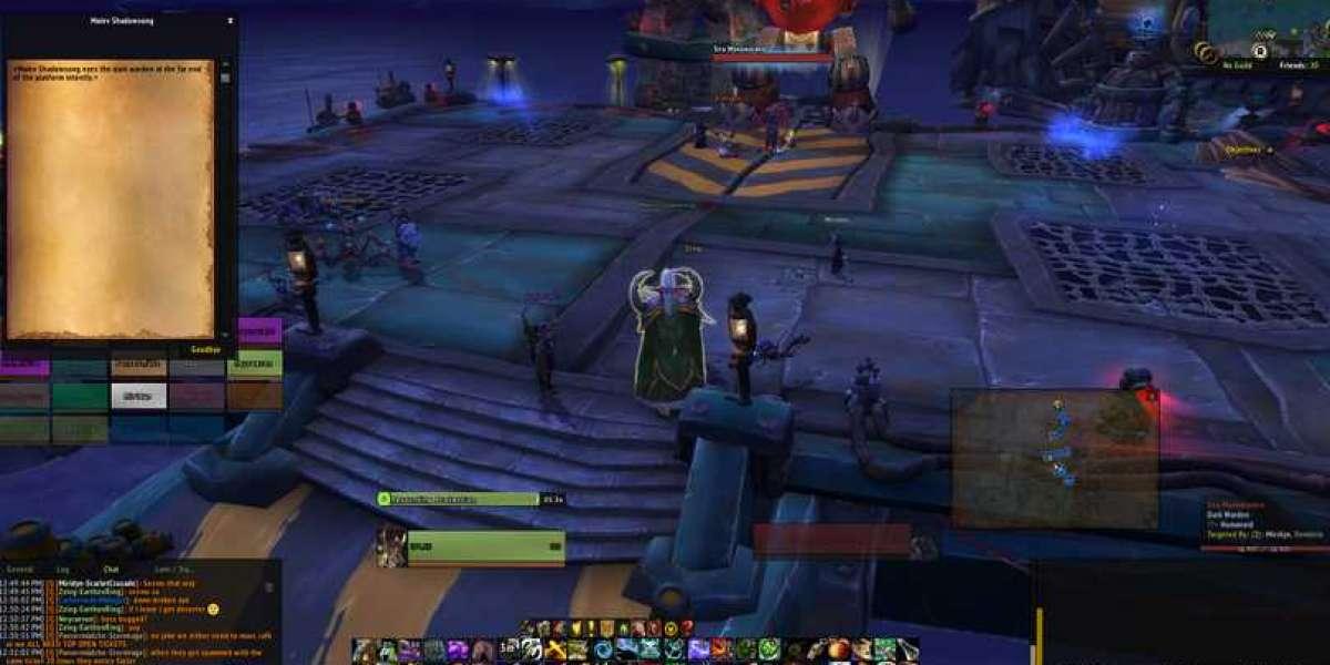 Starting in 2020, World of Warcraft is rejuvenated