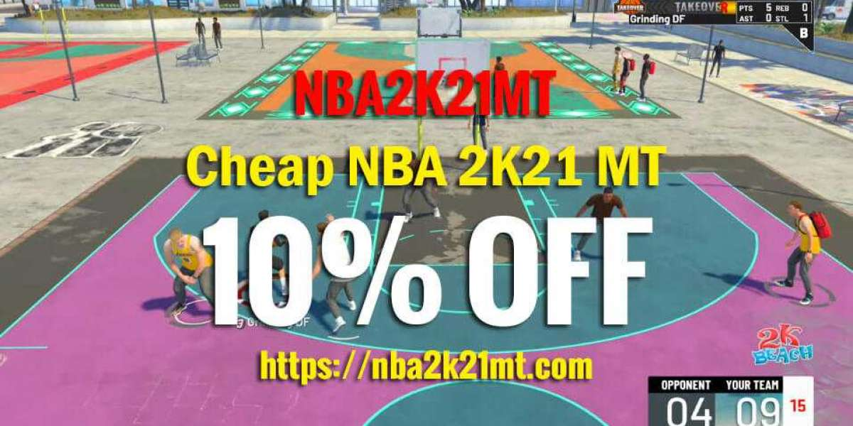 Look for low-cost NBA 2K21 MT