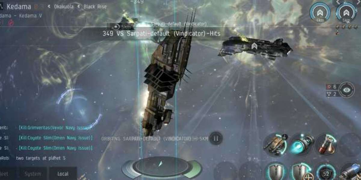 Some facts about EVE Online