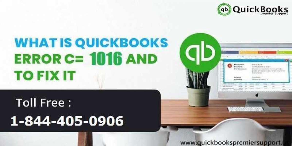 How to Fix QuickBooks Error 1016(Bank Feed Error)?