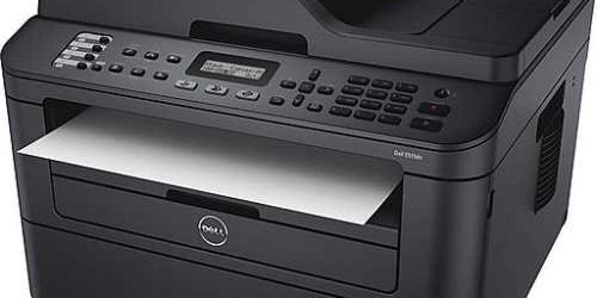 dell printer setup wireless
