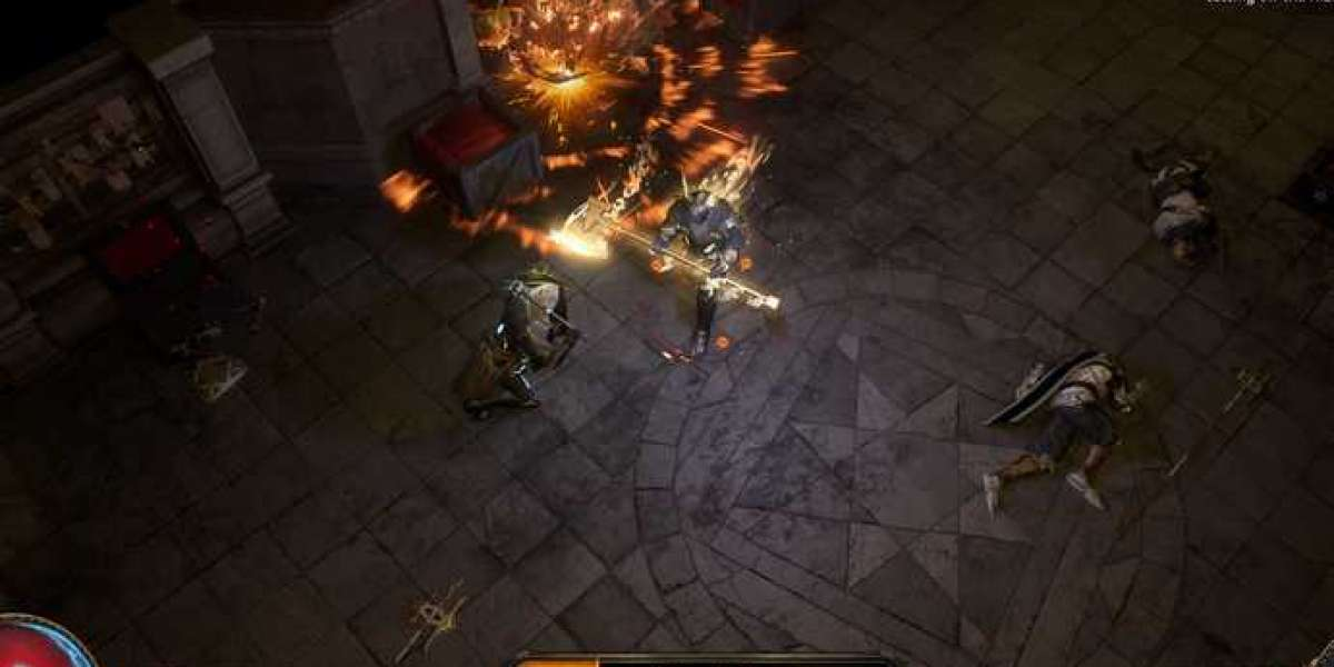 Grinding Gear Games reveals the development of Path of Exile