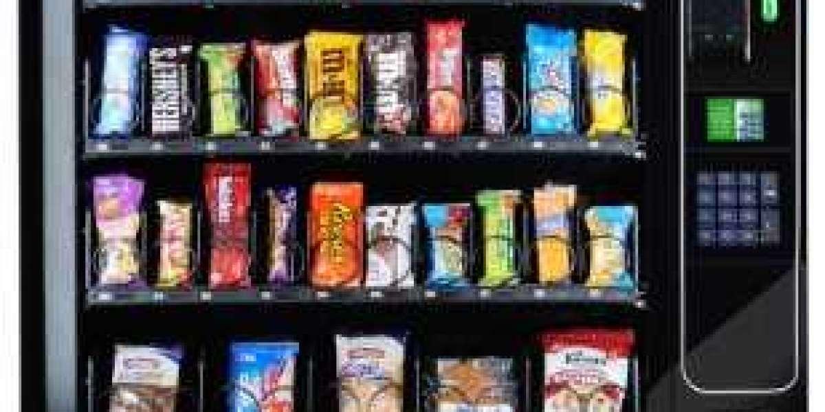 Snack Vending San Bernardino