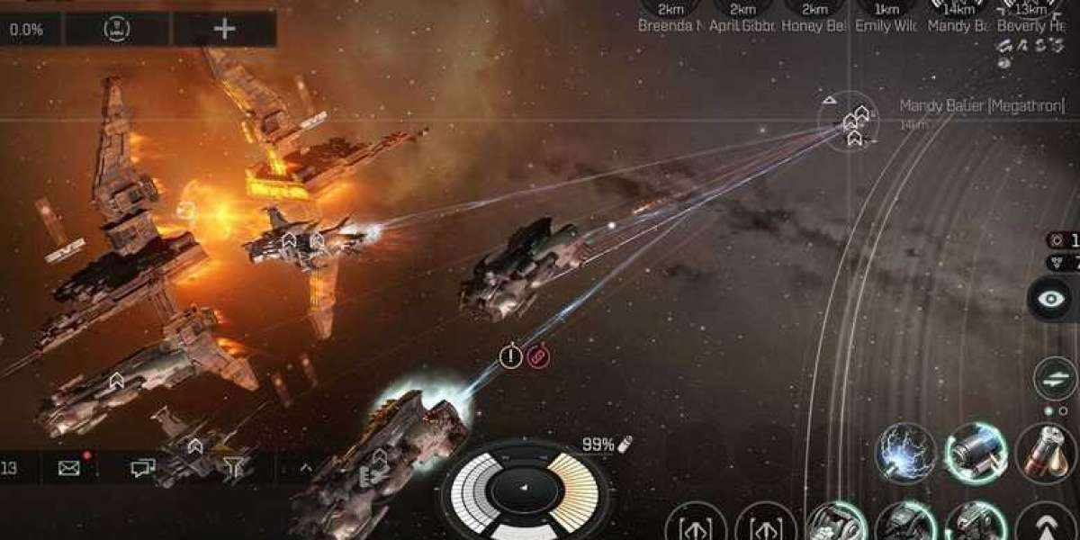EVE Echoes is launched as a brand new mobile game
