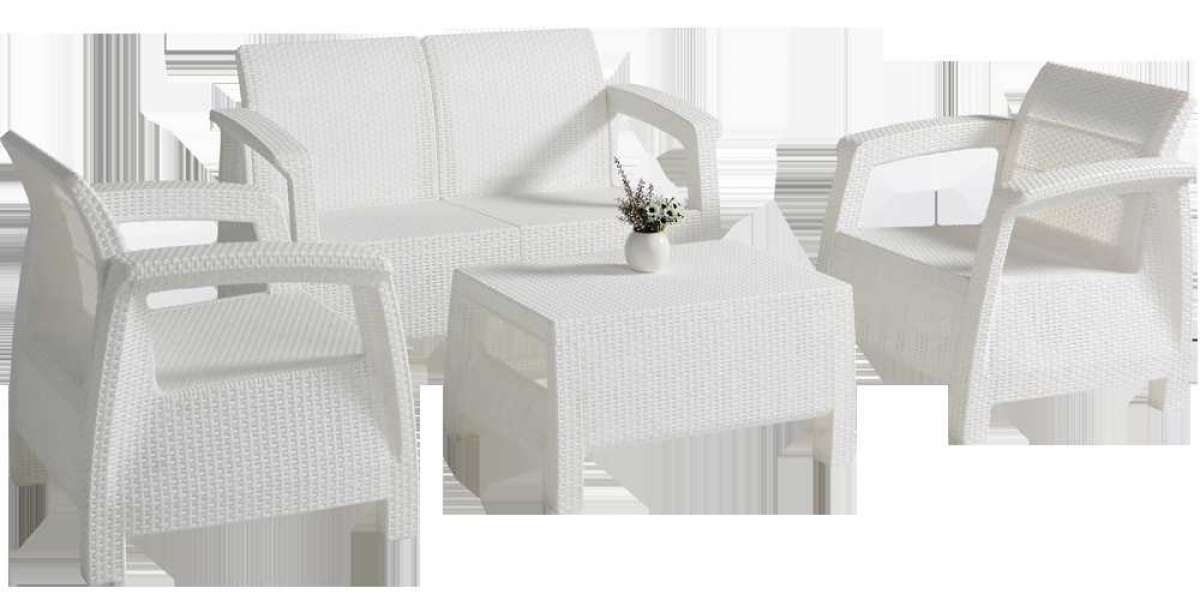 Benefits of Insharefurniture Rattan Lounge Set