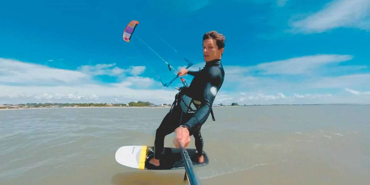 Shop the best quality Kite foil at the TAAROA website.