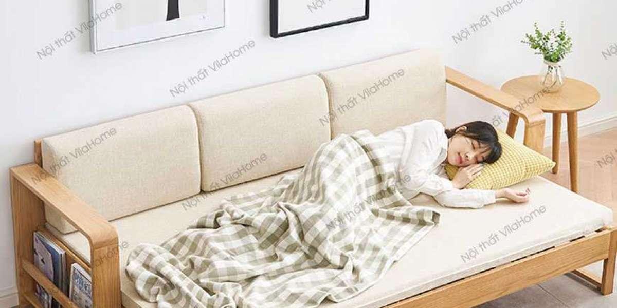 Hình ảnh và báo giá Ghế Giường Sofa đa năng VilaHome, Hà Nôi·