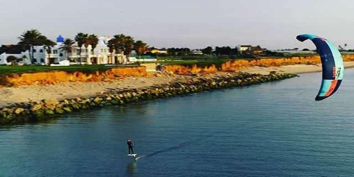 Freestyle Kitefoil