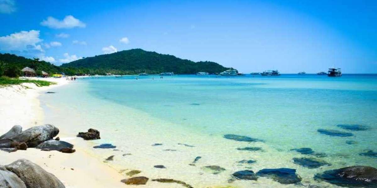 Top 4 bãi biển đẹp Phú Quốc