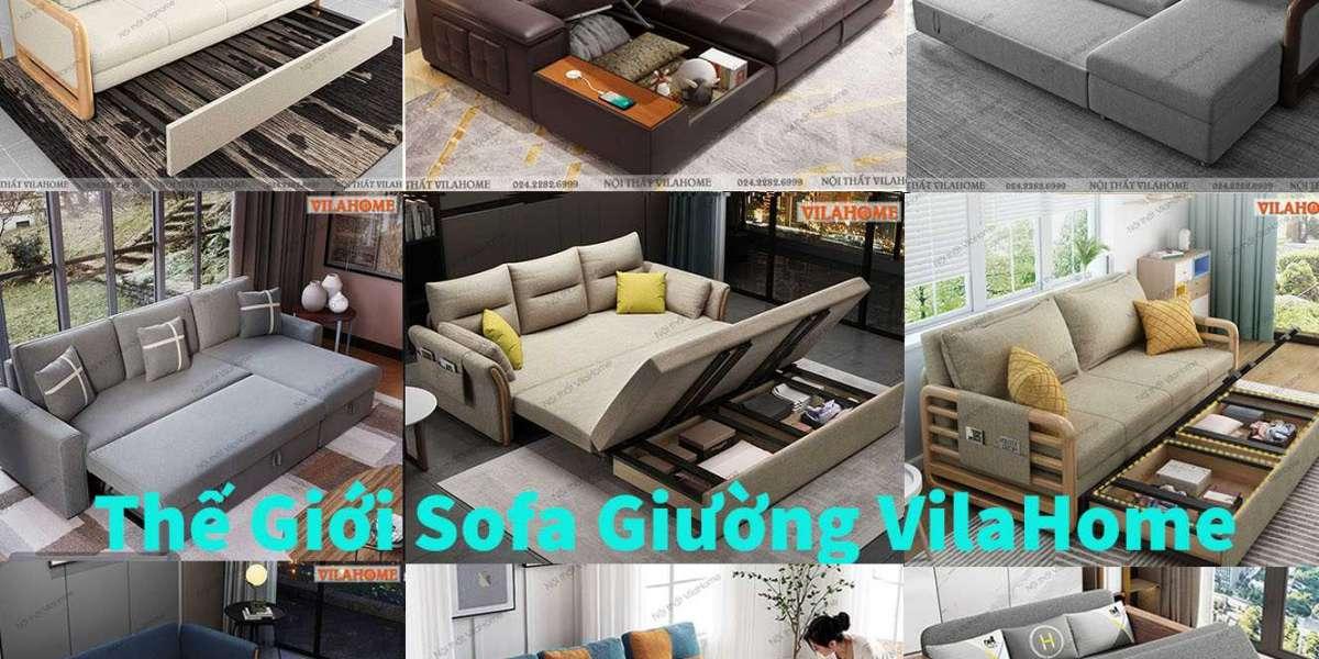 Tổng Kho SOFA GIƯỜNG (SOFA BED) Giá Rẻ, Miễn Phí Vận Chuyển Tại Hà Nội