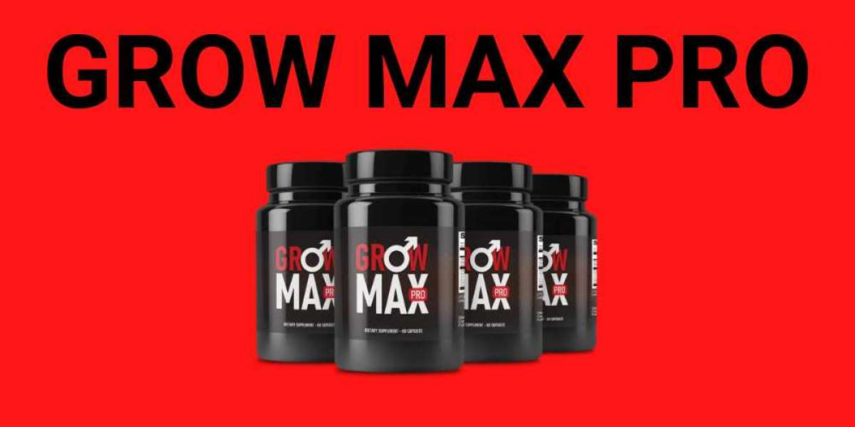Enlarging Penis With Male Enhancement Pills -Grow Max Pro