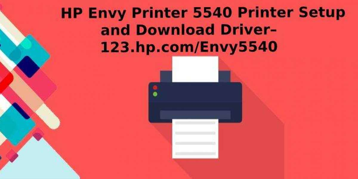 Processes to Fix HP Envy 5540 Printer Not Connect to Web Services