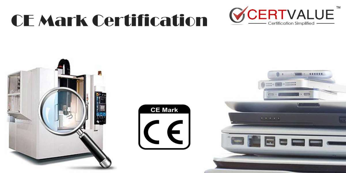 What is a CE mark? What products are coated by the CE marking?
