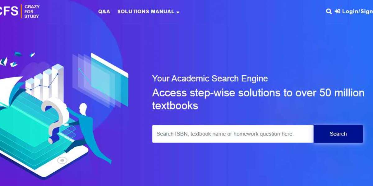 An  easy to read Textbook Solutions Manuals