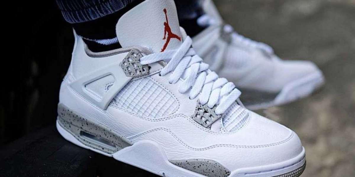 The Shock Drop for the Air Jordan 4