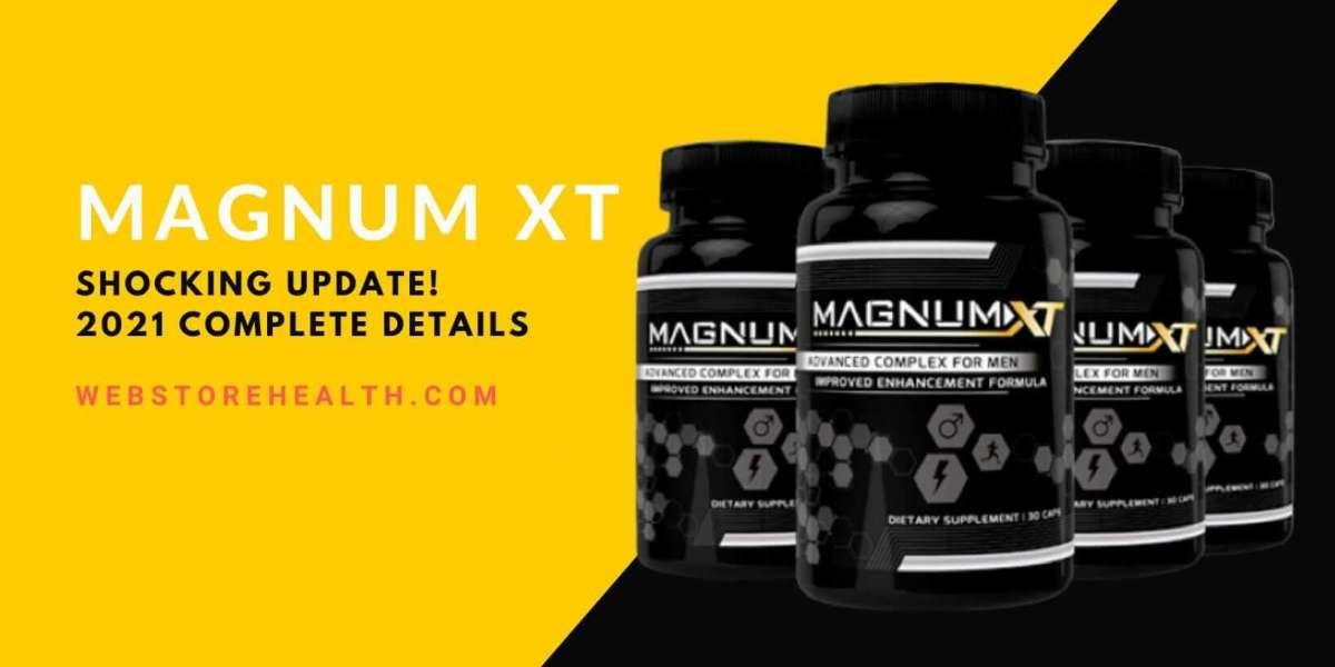 Magnum XT - the Most Popular Male Enhancement