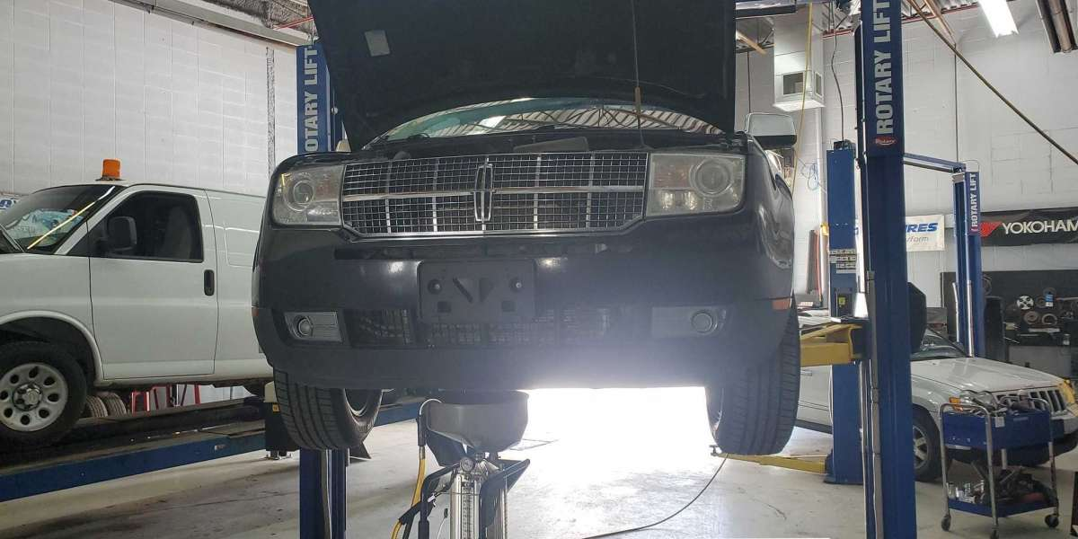Car Repair Shop Calgary